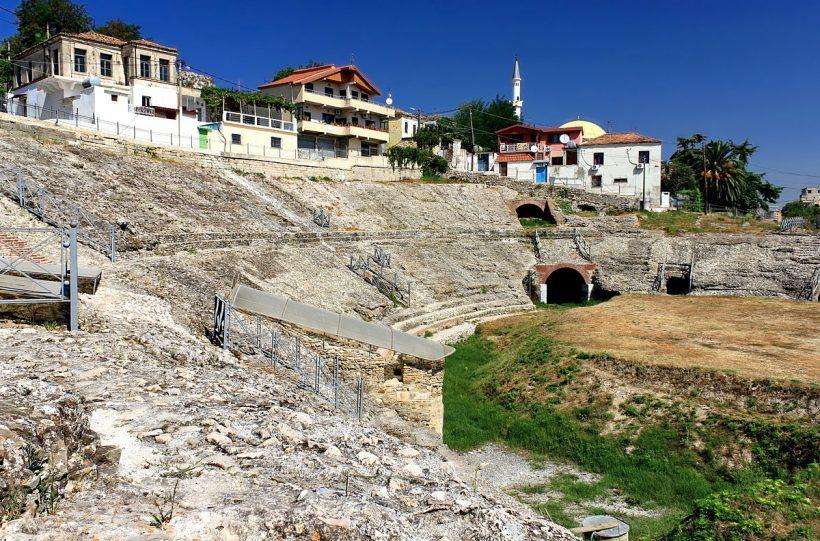 Amfiteatr rzymski w Durrës 1