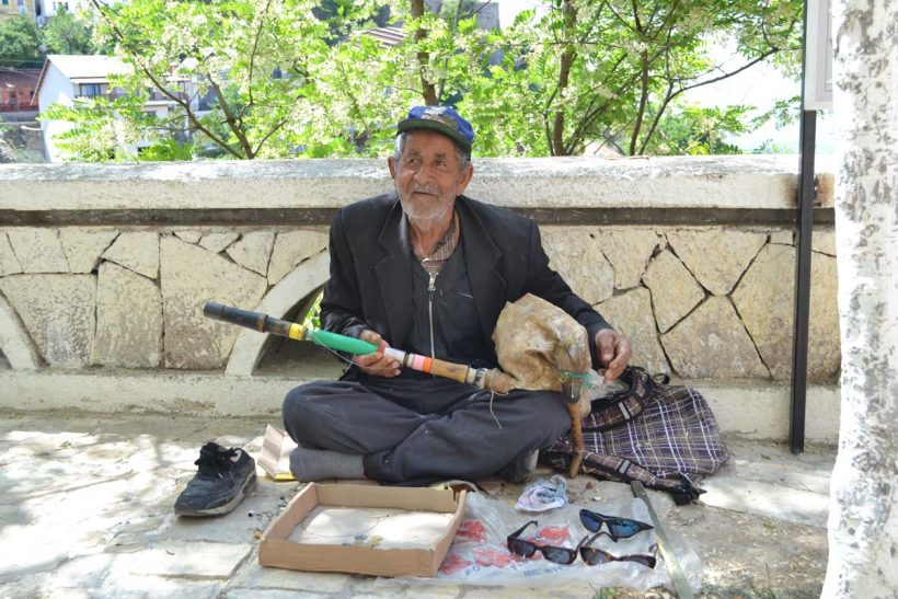 Kruja old man