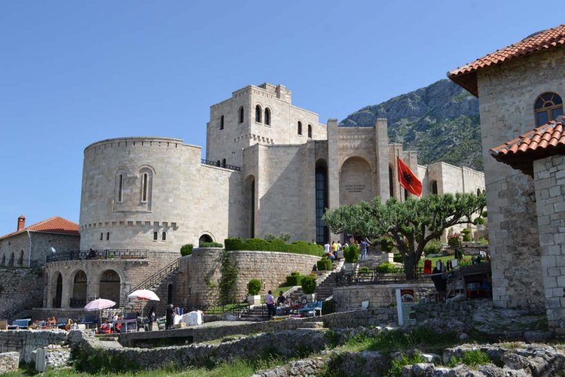 Scanderbeg Museum of Kruja