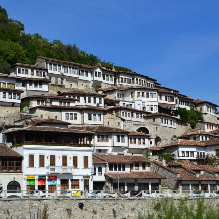 Berat unesco site