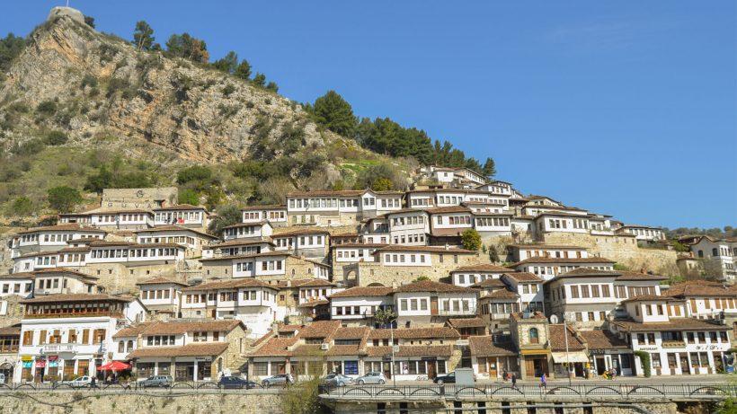 Berat-old-town