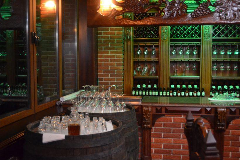 Berat wine tasting