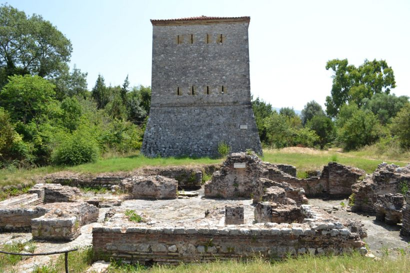 butrint venetian tower