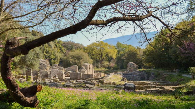 Butrint-Archaeological-Site
