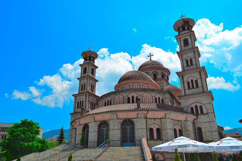 Big Cathedral Korca