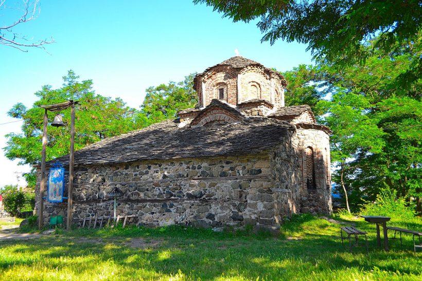 church in Korca