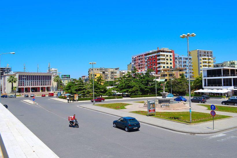 Durres center