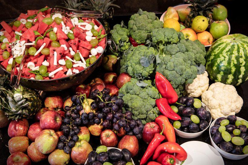 Fruit market Albania