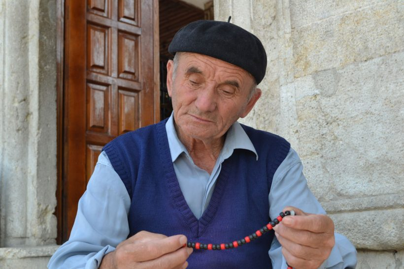 Himara local people
