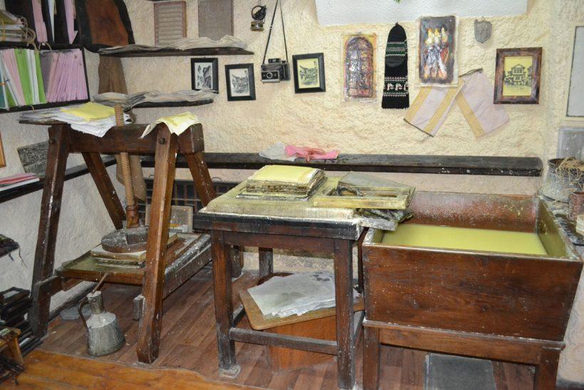 Ohrid paper shop