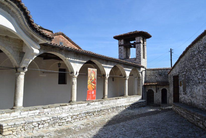 Onufri Museum Berat