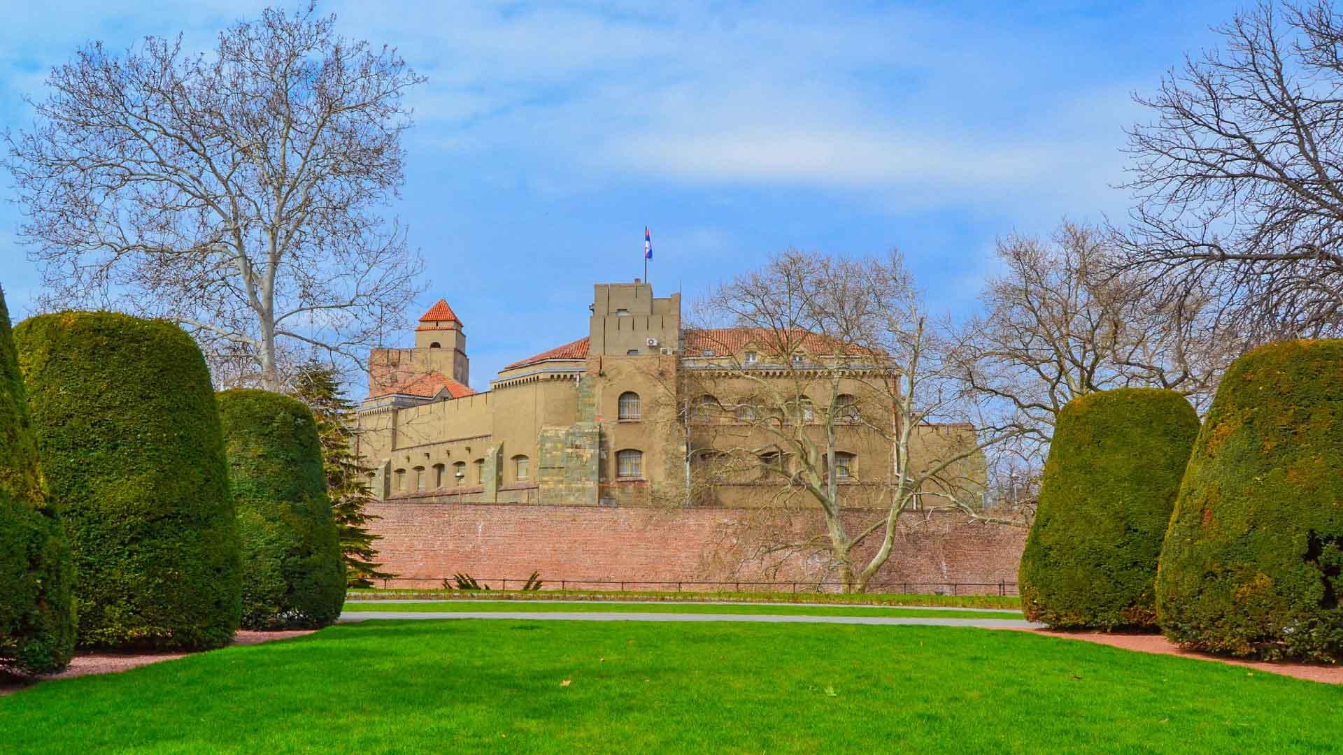 beograd castle