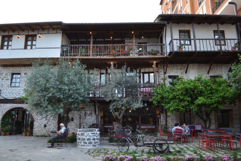 shkodra architecture