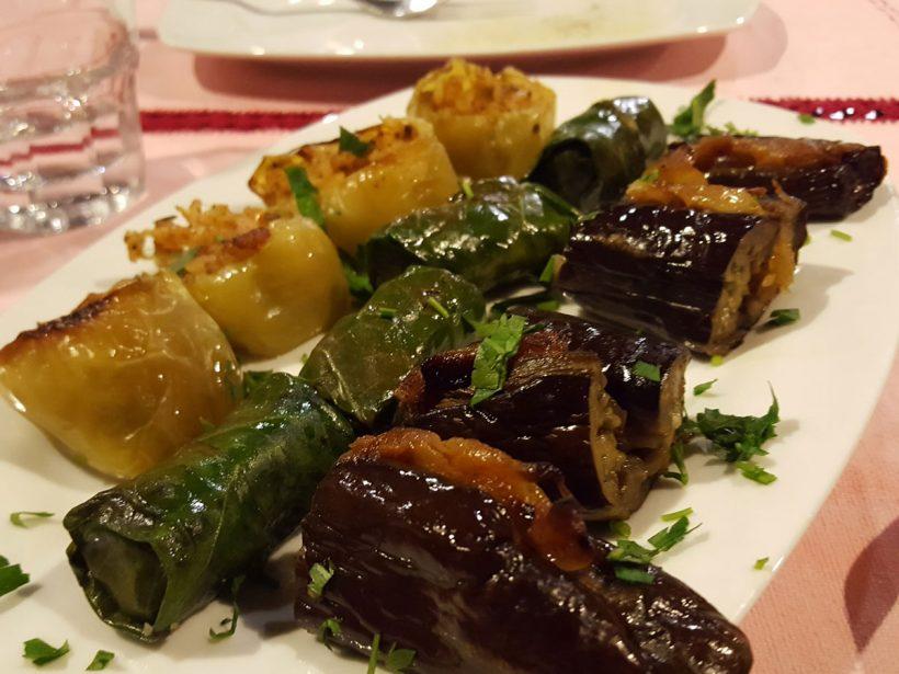 traditional food shkodra tour 1