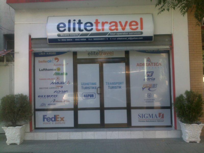 Elite Travel old office