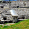 Archeological site Durres
