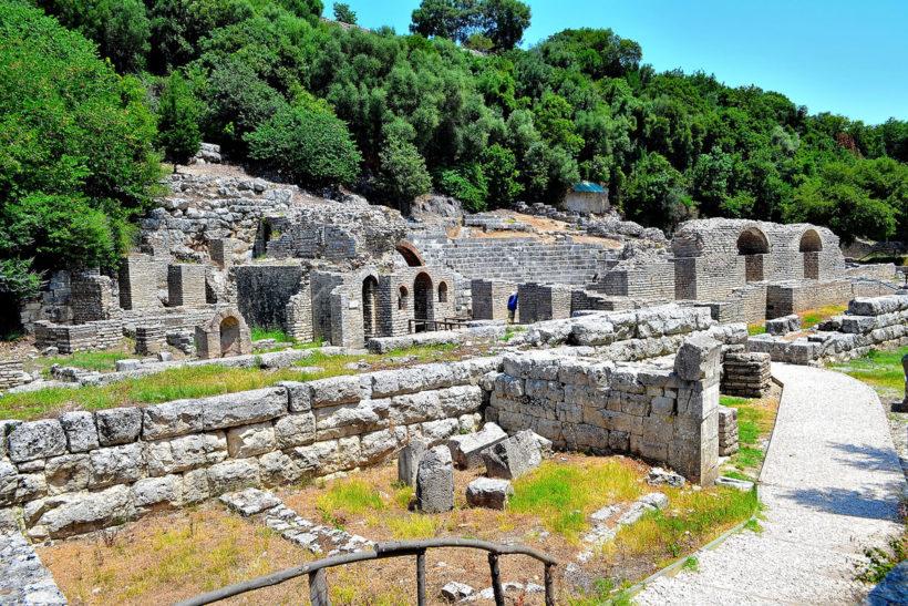 Butrint, Saranda