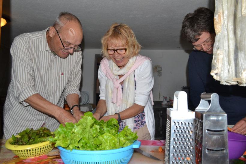 Culinary activities