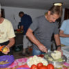 Cooking albanian dishes