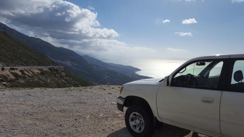 offroad albania llogara