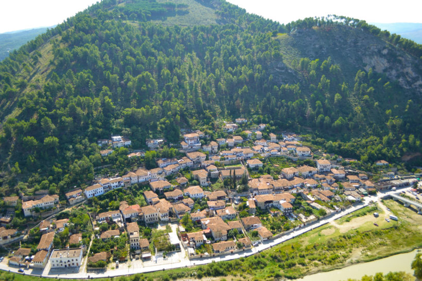 Berat quarter view