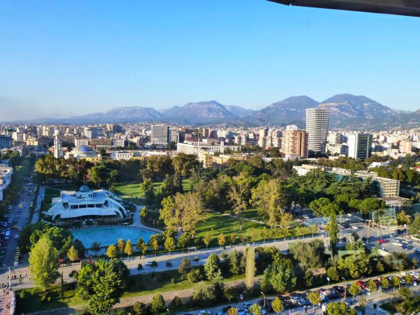 Capital of Albania