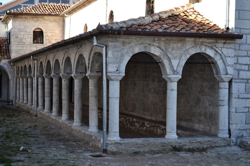 Elbasan church, Albania