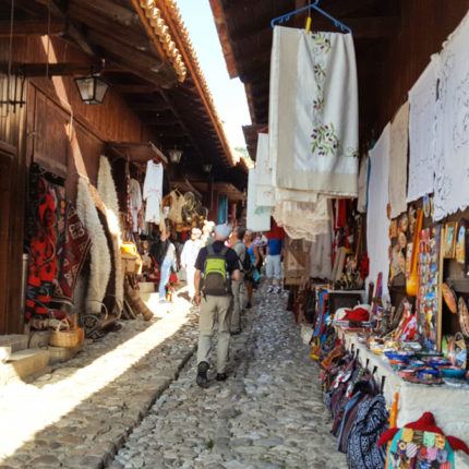 kruja bazaar artisan works hand made