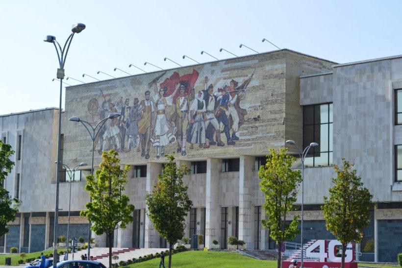 Museum of Tirana