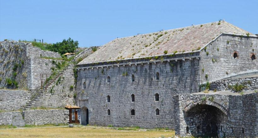 Shkodra castle