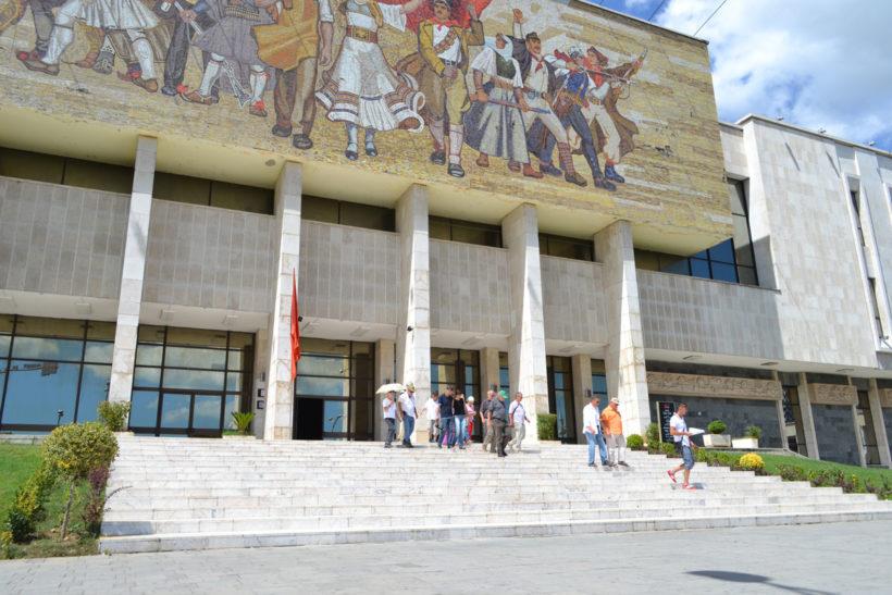 Tirana people