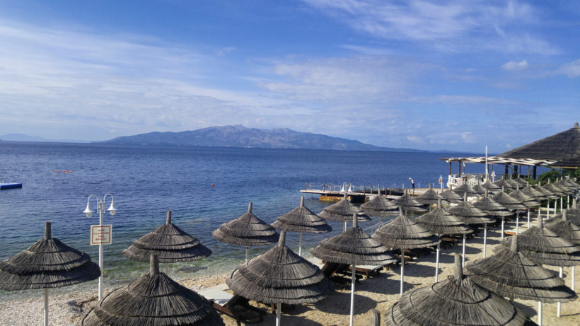 saranda beach