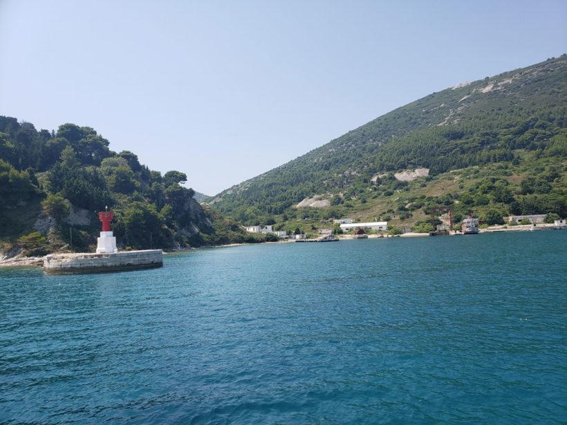 sazan island sea