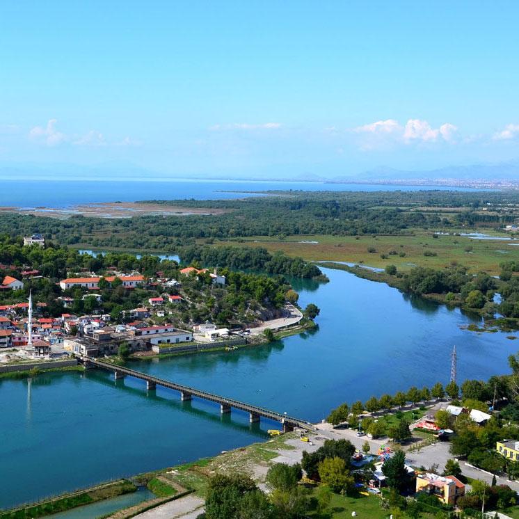 Shkodra – the northern gateway to Albania