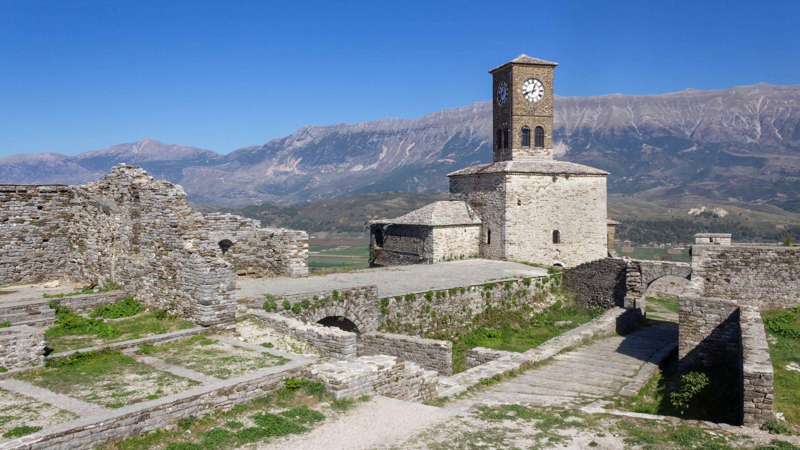 Gjirokastra Castle scaled