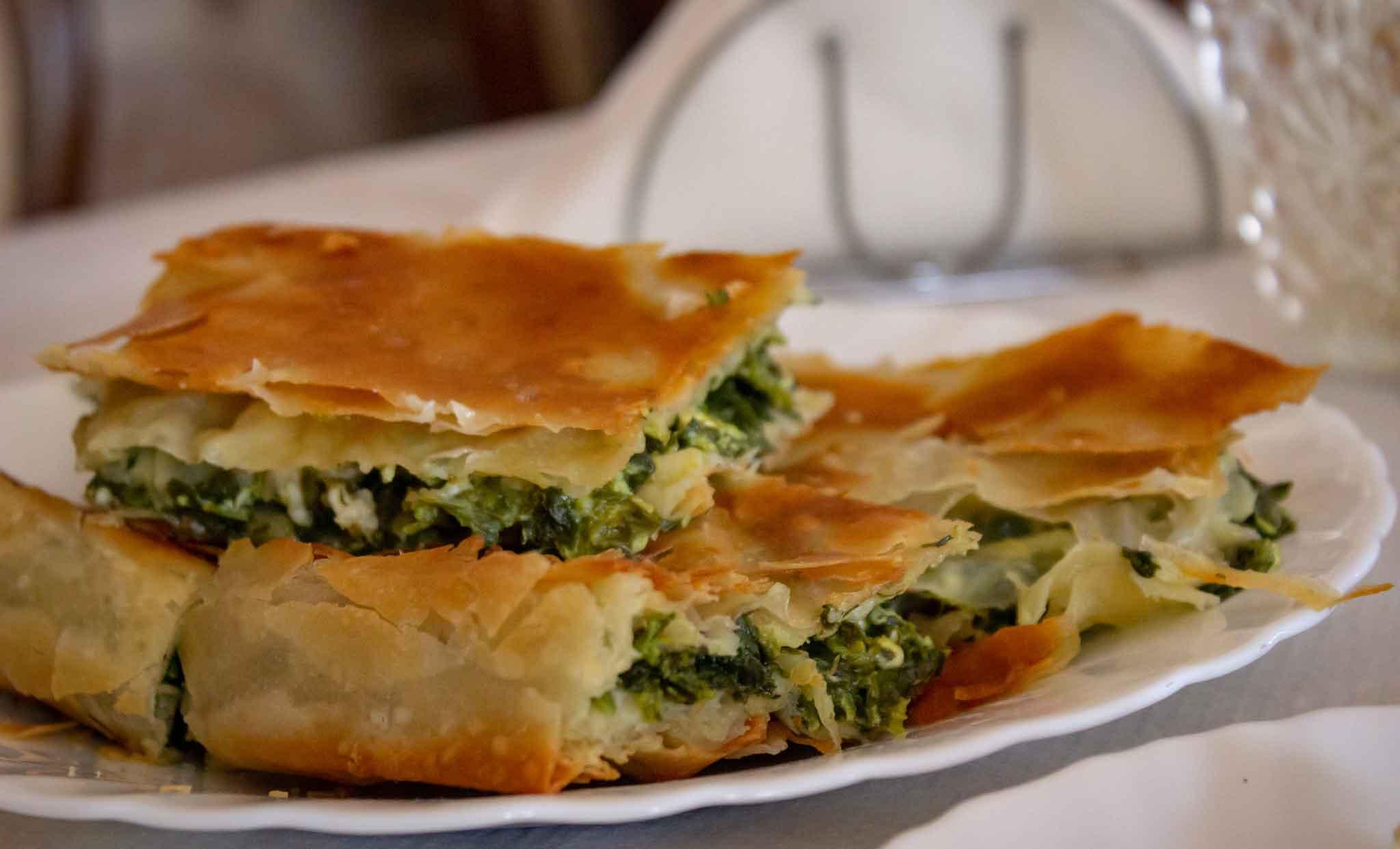 culinary tourism albania