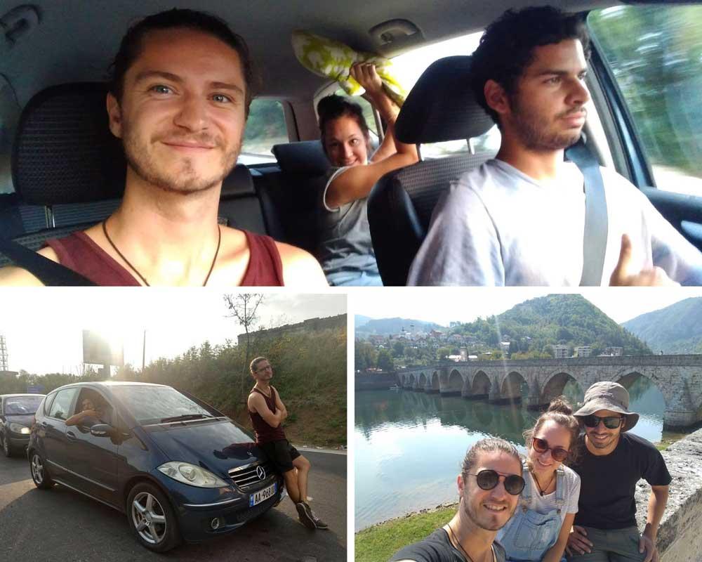 Balkans Trip
