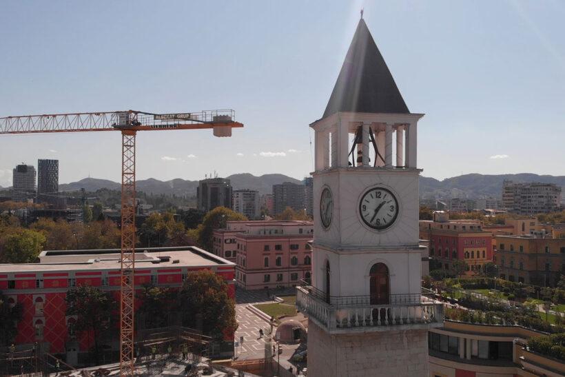 Clock-Tower-Tirana