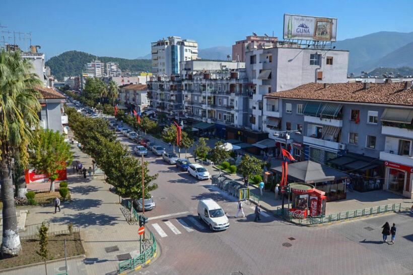 Elbasan boulevard